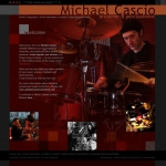 Michael Cascio Drummer and Percussionist