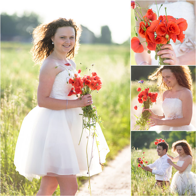 wedding outdoor session