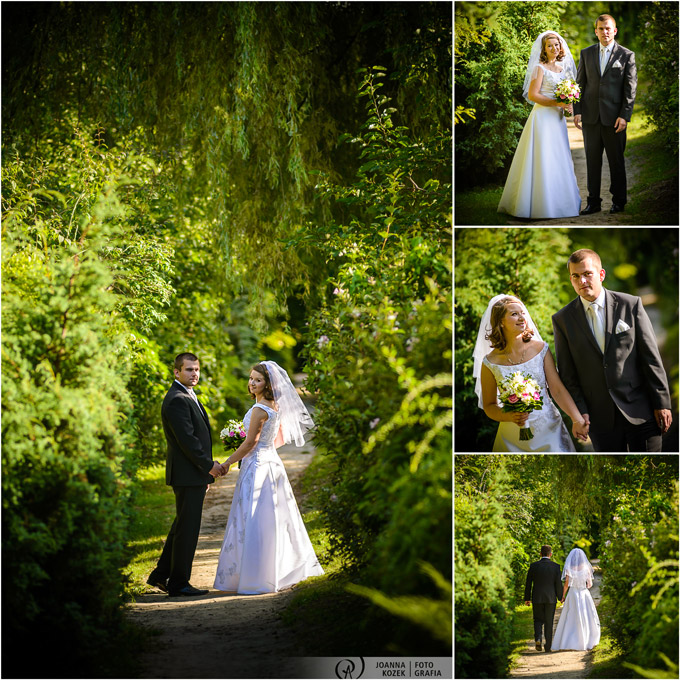 nastrojowa sesja ślubna w plenerze | outdoor wedding session